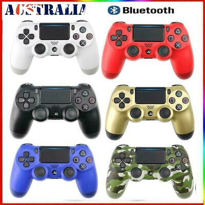 DualShock Wireless Bluetooth Vibration Game Controller For PS4 PlayStation 4