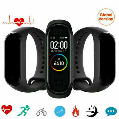 Global Version Mi Band4 Newest BT5.0 Music Smart Sport Bracelet for Xiaomi New