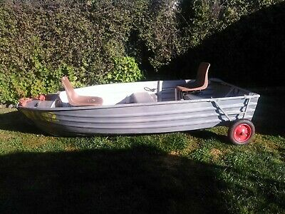 Cartopper Boat With Two Motors