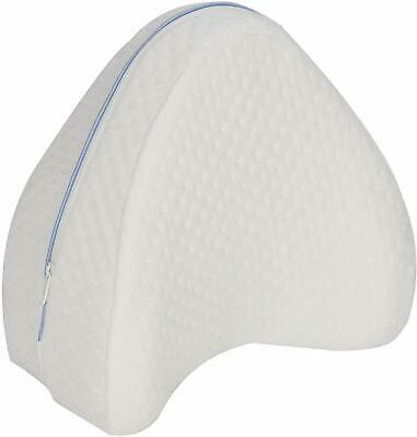 Contour Leg Pillow for Back, Hip, Legs & Knee Support Wedge & Sciatica Nerve