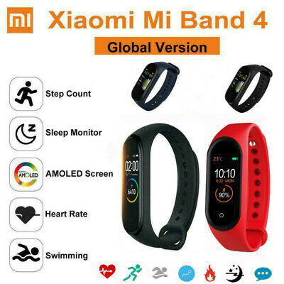 Global Version Band4 Mi Newest BT5.0 Music Smart Sport Bracelet for Xiaomi Hot