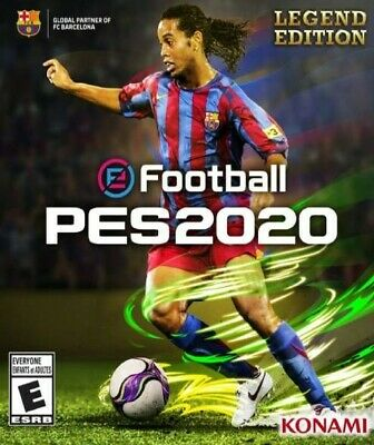 eFootball PES 2020 Legend Edition PS4