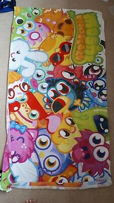 Lovely Moshi  Monsters Beach Towel