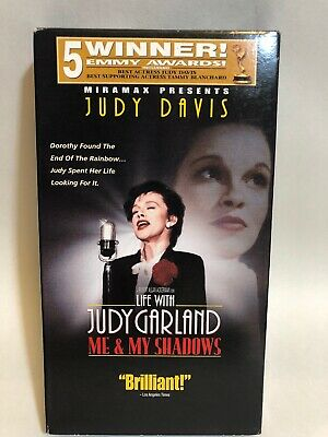Life With Judy Garland: Me  My Shadows (VHS, 2002)