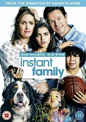 Instant Family (DVD) [2019] - Region 2 UK