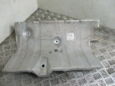 Ford Fiesta Back Box Heat Shield 1.0 Ecoboost 2016