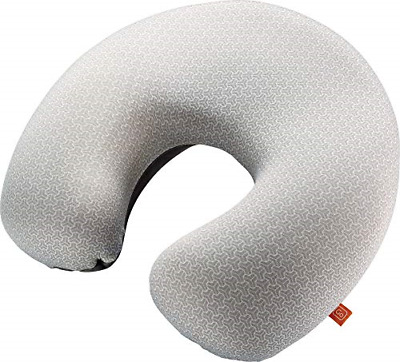 Go Travel High Quality and Comfortable Hybrid Memory Foam and Air Neck Pillow