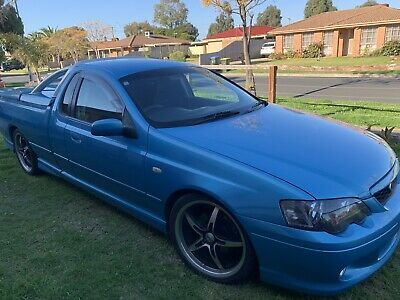 2005 Ford ba xr6 turbo ute