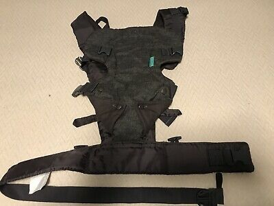 Infantino Flip Advanced 4-in-1 Convertible Carrier - Gray