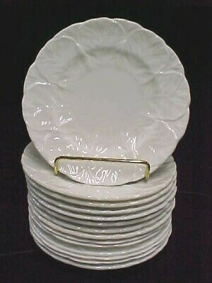 "(SET OF 14) Coalport Wedgwood COUNTRYWARE Bone China 6"" BREAD PLATES ~GOOD"