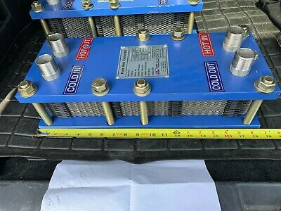 Gasketed Plate Heat Exchanger