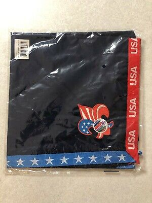 2019 World Scout Jamboree USA Contingent Necker Scarf Neckerchief WSJ Exclusive
