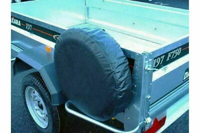 "Maypole Trailer Spare Wheel Cover 10"" MP94710 Towing"