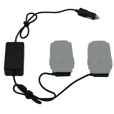 2in1 Charge Intelligent Flight Battery Black For DJI Mavic Pro RC Quadcopter