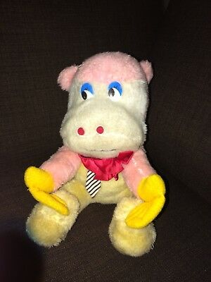 """Beautiful Vintage Old Retro Childrens 10""""Soft Toy In Very Good Condition"""