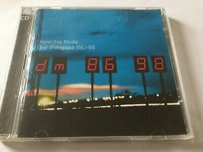 Depeche Mode- The Singles 86   98 (1998)