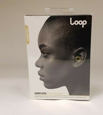 New Loop Earplugs for Music and Events  High Fidelity Hearing Protection SEALED