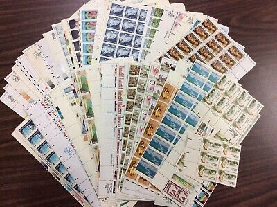 Discount Stamps: $688.72 Face Value, Mixed Lot Of Mint Postage Stamps