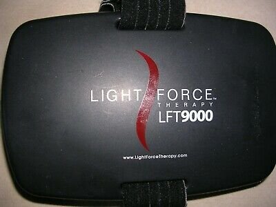 Light Force LFT 9000 Light Therapy Emitter and Power Supply Excellent Condition