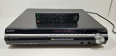 SONY 5.1 Channel DVD Home Theater System Receiver with Remote DAV-HDX275~Tested