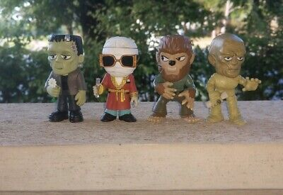 Funko pop mystery minis Walgreens Universal Monsters