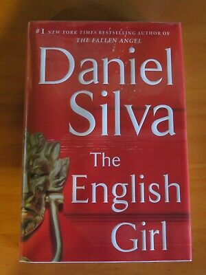 The English Girl by Daniel Silva ***SIGNED***