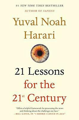 21 Lessons for the 21st Century, Paperback, by Yuval Noah Harari