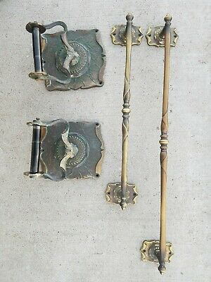 Amerock Carriage House Towel Bars Toilet Paper Brass Antique Finish Bathroom