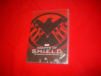 The Complete Second Season 2 Two New AGENTS OF SHIELD DVD Disc Set