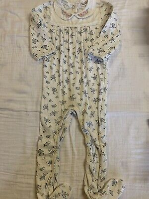 Purebaby Coverall Size 1 12-18 Months