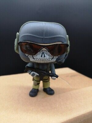 NO BOX Funko Pop! Games Call of Duty Lt. Simon Ghost Riley #70 Vinyl Figure