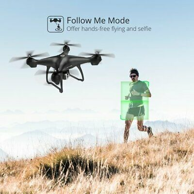 Holy Stone GPS FPV RC Drone HS100 with 1080P Camera and Video GPS Return Home Q