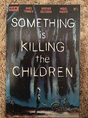Something Is Killing The Children 1 1st Printing Boom! Studios Cover A