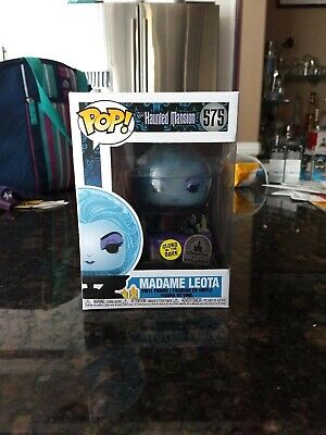 2019 Disney Parks Haunted Mansion 50th Anniversary Madame Leota Funko Pop