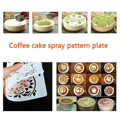 Craft Layering Stencils Template DIY For Walls Painting Stamping Scrapbooking