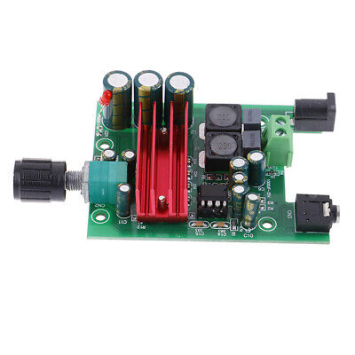 TPA3116D2 100W Subwoofer Digital Amplifier Board NE5532 OPAMP 8-25V Audio`Module