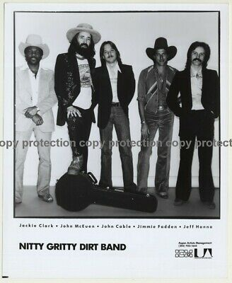 Nitty Gritty Dirt Band - United Aritsts Press Photo '1970s