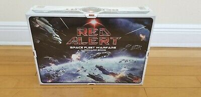 Red Alert - Space Fleet Warfare Boardgame + ALL 6 Expansions IN STOCK