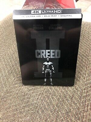 Creed Ii (Steelbook Edition)(4K Ultra Hd/Bluray/ Digital)