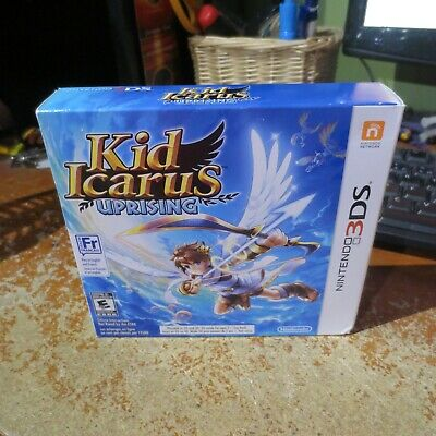 Kid Icarus Uprising  Nintendo 3DS  New Sealed True USA Version