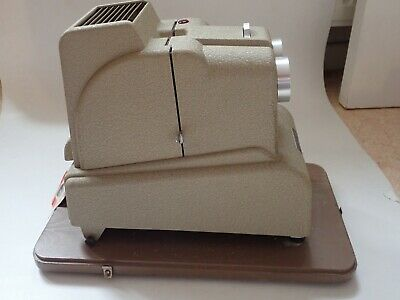 Vintage Viewmaster Stereomatic 500 Projecteur Projector Working + Box