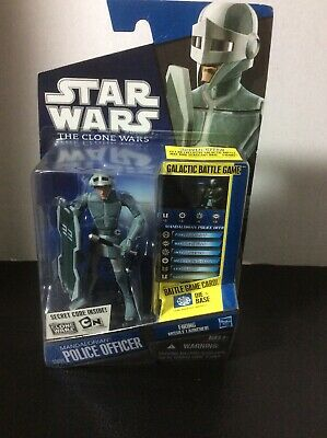 Mandalorian Police Officer Cw09 Star Wars The Clone Wars Action Figure