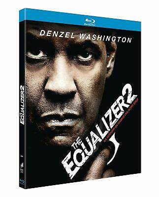 [Blu-ray] Film The Equalizer 2- NEUF SOUS BLISTER
