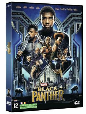 [DVD] Film BLACK PANTHER - Marvel - NEUF SOUS BLISTER