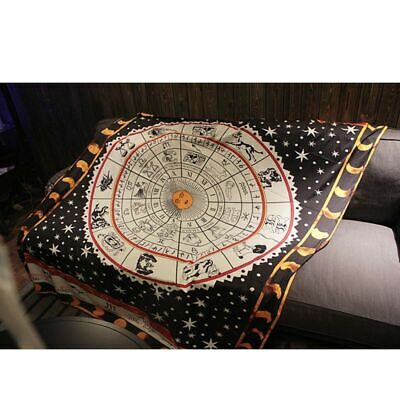 Tarot Altar Tablecloth Sofa Cover Tarot Board Astrology Oracle Carpet Divination