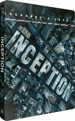 [Blu-ray] Inception Steelbook - NEUF SOUS BLISTER
