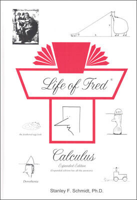 Life of Fred - Calculus - Expanded Edition