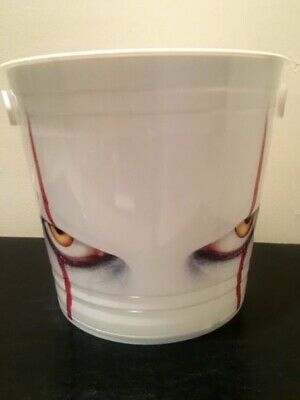 IT Chapter 2 **PENNYWISE** Reusable Popcorn Bucket Horror Collectible