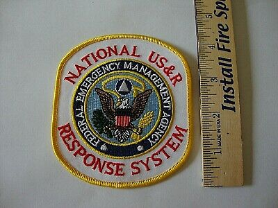 Patch - FEMA National US&R Response System