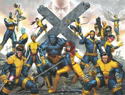 HOUSE Of X 4 & Powers Of X 4 MOLINA Connecting 2019 NM+ Multiple Copy Available